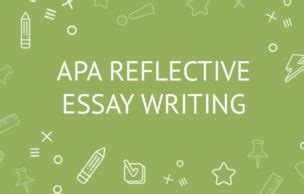 Reflective essay introduction thesis